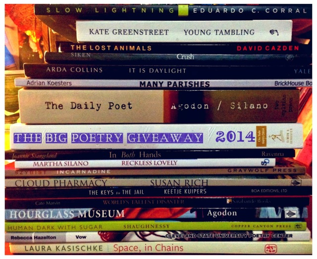 2014 Poetry Giveaway