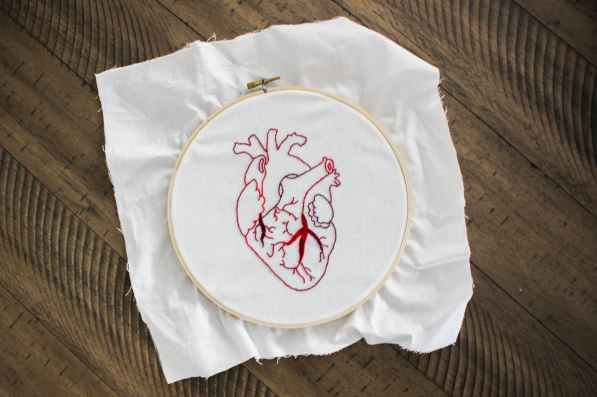 handmade embroidery